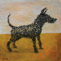 Anthony Gormley's Dog by Mychael Barratt