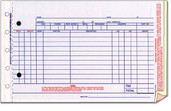 Parts Invoice-Imprinted