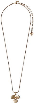 Pilgrim Pure Bliss Necklace Rose Gold Plated 40cm 19151-4001