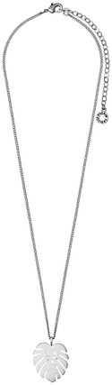 Pilgrim Philo Necklace Silver Plated 45cm + 8cm 14152-6031