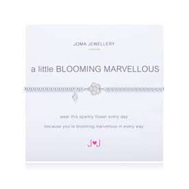 Joma A Little Blooming Mavellous Bracelet Silver Plated