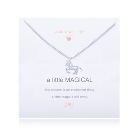 Joma A Little Magical Necklace Silver Plated