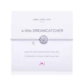 Joma A Little Dreamcatcher Silver Plated Bracelet