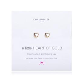 Joma A Little Heart of Gold Earrings