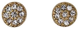 Pilgrim Ambience Stud Earrings Gold Plated 151532003