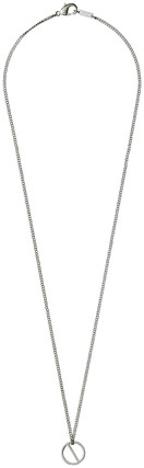 Pilgrim Essence Necklace Silver Plated 50 cm 111616001