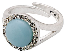 Pilgrim Enchantment Adjustable Ring Silver Plated Mint 191546404