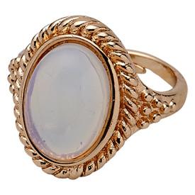 Pilgrim Desire Adjustable Ring Rose Gold Plated 201624004