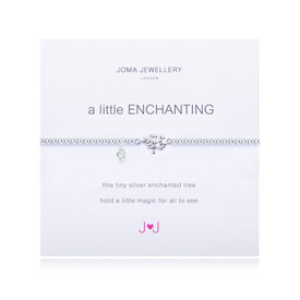 Joma A Little Enchanting Bracelet Silver Plated