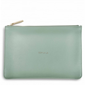 Katie Loxton 'Ooh La La' Perfect Pouch/Clutch Bag Mint Green