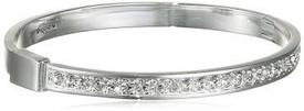 Pilgrim Bracelet Silver Plated Crystal 60143-6072