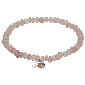 Pilgrim  Aleja Bracelet Silver Plated Rose 181726702