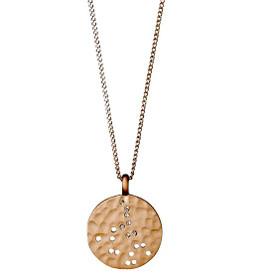 Pilgrim  Isadora Necklace Rose Gold Plated 211724111