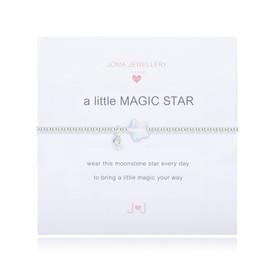 Joma Girls A LITTLE MAGIC STAR BRACELET + Gift Bag/Tag
