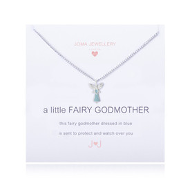 Joma Girls A LITTLE FAIRY GODMOTHER + Gift Bag/Tag