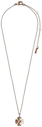 Pilgrim Necklace : Isabel : Rose Gold Plated Crystal 611814011