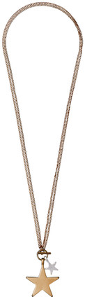 Pilgrim Necklace : Ava Rose Gold Plated - 611812031 45/90cm