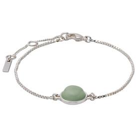 Pilgrim Bracelet Silver Plated Mint 17cm + 3cm  601816422