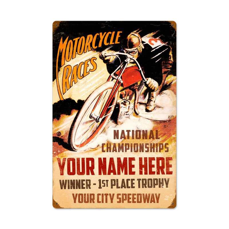 Vintage Motorcycle Races 34