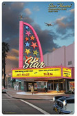 Star Theatre Metal Sign 24 x 36 Inches