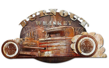 rustic bathroom ideas pictures burnout whiskey 3d rustic sign 24 x 16 inches 20264