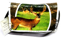 Messenger Bolsa - Brown Camo Deer - Paymaster Antlers Plus