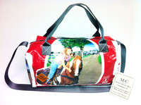 Duffel Bolsa - Red Horse - Paymaster Horse & Mule