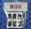 Church Tackle Board Clip & Mini Lock-Jaw Pads 6Pk #40701