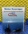 "Walker Downrigger 3/4"" Knob For Lakemaster ELEC Arm By Bert's Custom Tackle WF01466 CP-17 2 Pack"