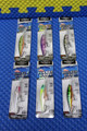 Berkley Flicker Minnow Pro Dives 14'-17' Size 7 FFMN7D Flashy Series CHOOSE YOUR COLOR!