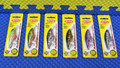Berkley Flicker Shad 7 Shallow Slow Rise 3'-6' Size 7 FFSH7S Flashy Series CHOOSE YOUR COLOR!