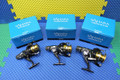 Shimano Sahara Spinning Reel Rear Drag R Series Blue Box CHOOSE YOUR MODEL!