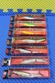 Rapala Jointed Floating Lures J13 CHOOSE YOUR COLOR!