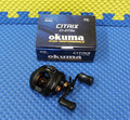 Okuma Citrix Lowprofile Baitcasting Reel Ci-273a