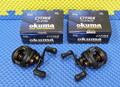 Okuma Citrix Lowprofile Baitcasting Reels Ci-273 CHOOSE YOUR MODEL!