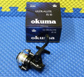 Okuma Ultralight Ice Fishing Spinning Reel Pre-spooled Model 10 FS-10