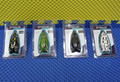 "Okuma FishLab 3.5"" 1-1/8 oz Rattle Toad Freshwater Floating CHOOSE YOUR COLOR!"