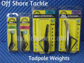 Off Shore Tackle Tadpole Diving Weights