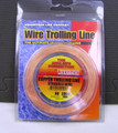 WOODSTOCK THE ANGLER'S CONNECTION COPPER TROLLING LINE STRANDED WIRE