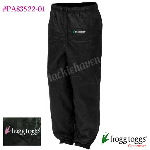 6564f015b Frogg Toggs Womens Classic 50 Pro Action Rain Pant #PA83522-01