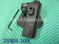 Tagua Gunleather Push Button Lock Style Holster #ZPBH