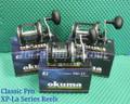 Okuma Classic Pro XP Levelwind Reels