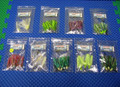 KRW Teasers Fly Pre-Rigged for Trolling Use CHOOSE YOUR COLOR!!