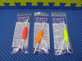 Stan's Slip Bobbers With Removable Metal Bottom Size 52A CHOOSE YOUR COLOR!!!