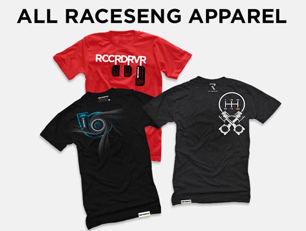 RACESENG T Shirts