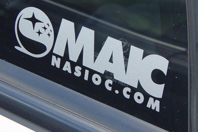 Nasioc Maic Chapter Decals
