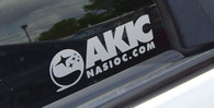 NASIOC AKIC Chapter Decals
