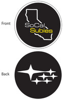 SoCal Subies Air Freshener