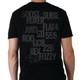 Subaru One Love Shirt (v2) - Rear