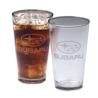 Subaru Pint Glass ( Set of 4 )